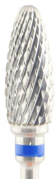 HM-Fräser - mittlere Kreuzverzahnung 15 x 6 mm