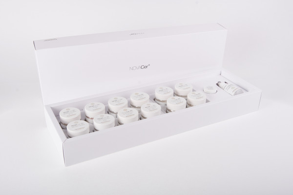 NOVACer® ZR starter kit