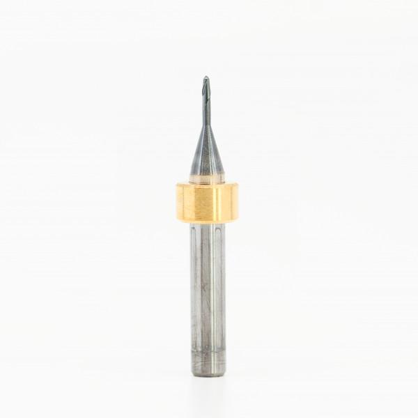 Fräser 1,5x8x50 für Imes Icore® (6er Schaft) mit AlCrN-Beschichtung
